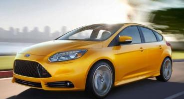 2014 Ford Focus ST Hatchback